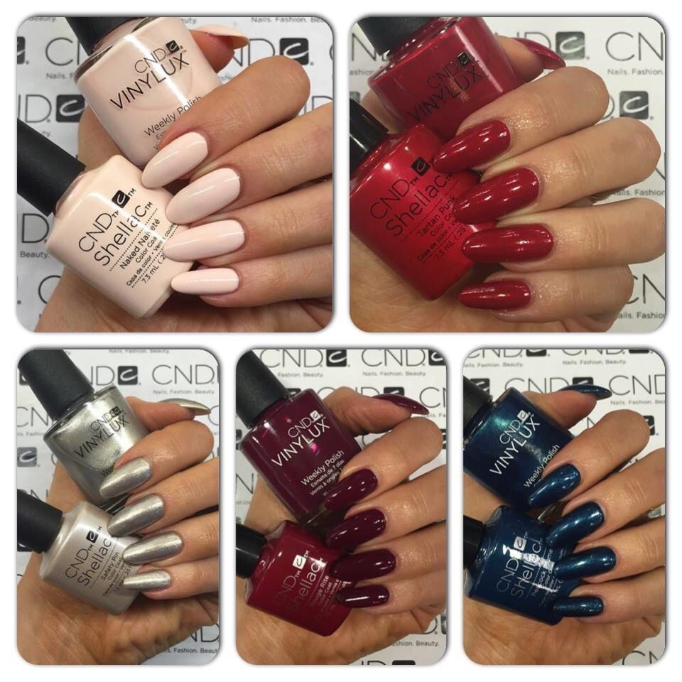 cnd shellac, fall 2015   Nails   Pinterest   Cnd colours, Shellac ...