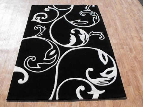 black and white rug you - Black And White Rugs