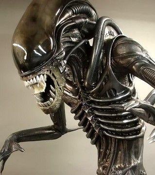 Aliens Archive Fernsehersatz