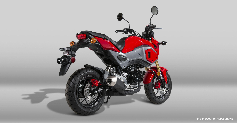 2018 honda grom urban sports motorcycle review sports bikes pinterest honda grom and honda