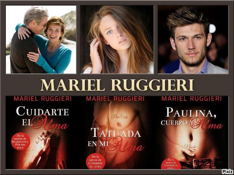 Trilogia Cuidarte El Alma Mariel Ruggieri Libros Pinterest