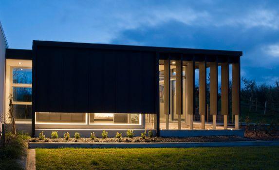 Dixon house pavilion by stapleton elliott design group