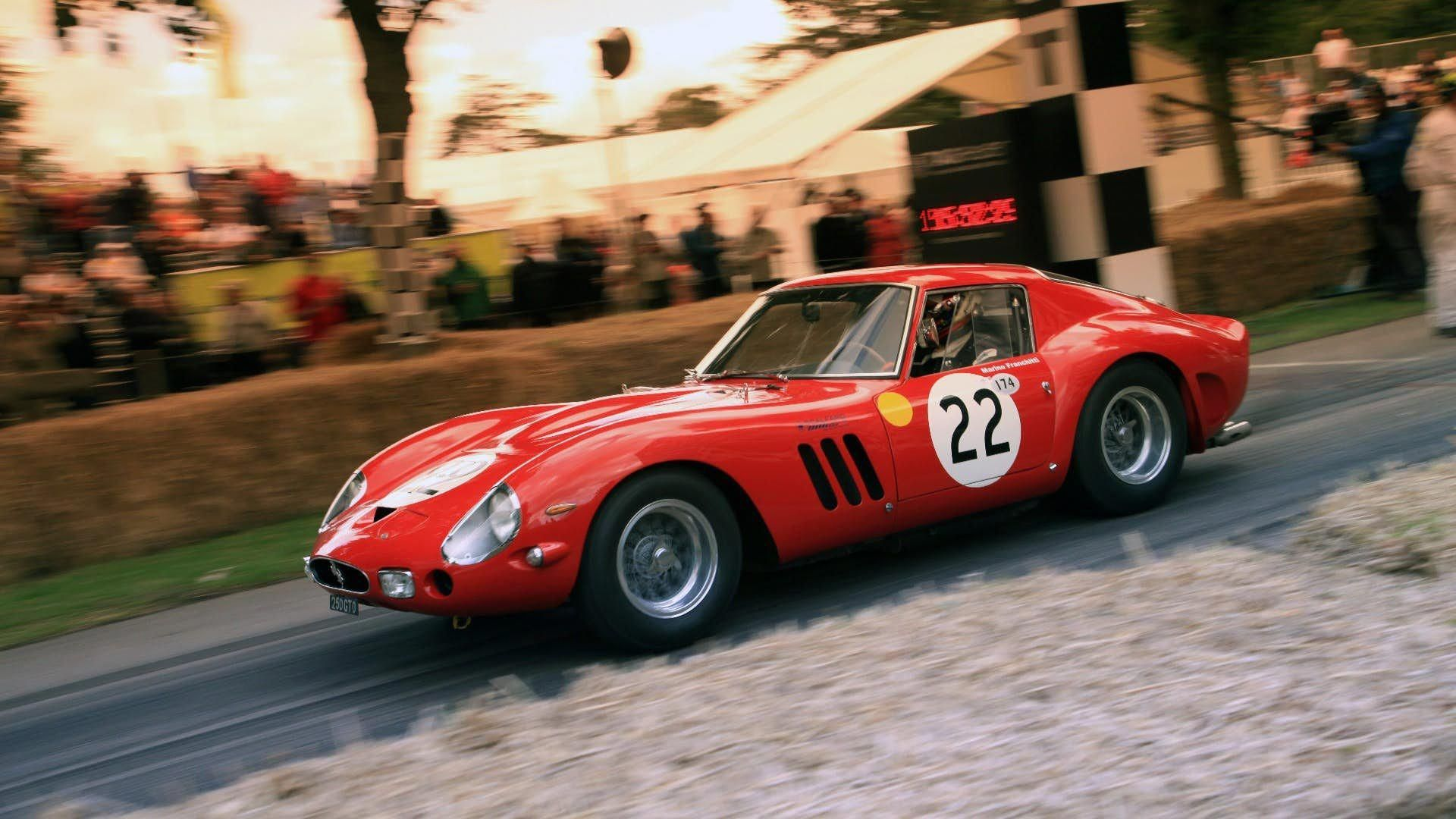 The Owner Of Ferrari 250 Gto 3757gt Is Nick Mason The Drummer In Pink Floyd The Thefast Theluxurious Classic Cars Expensive Cars Gto Car