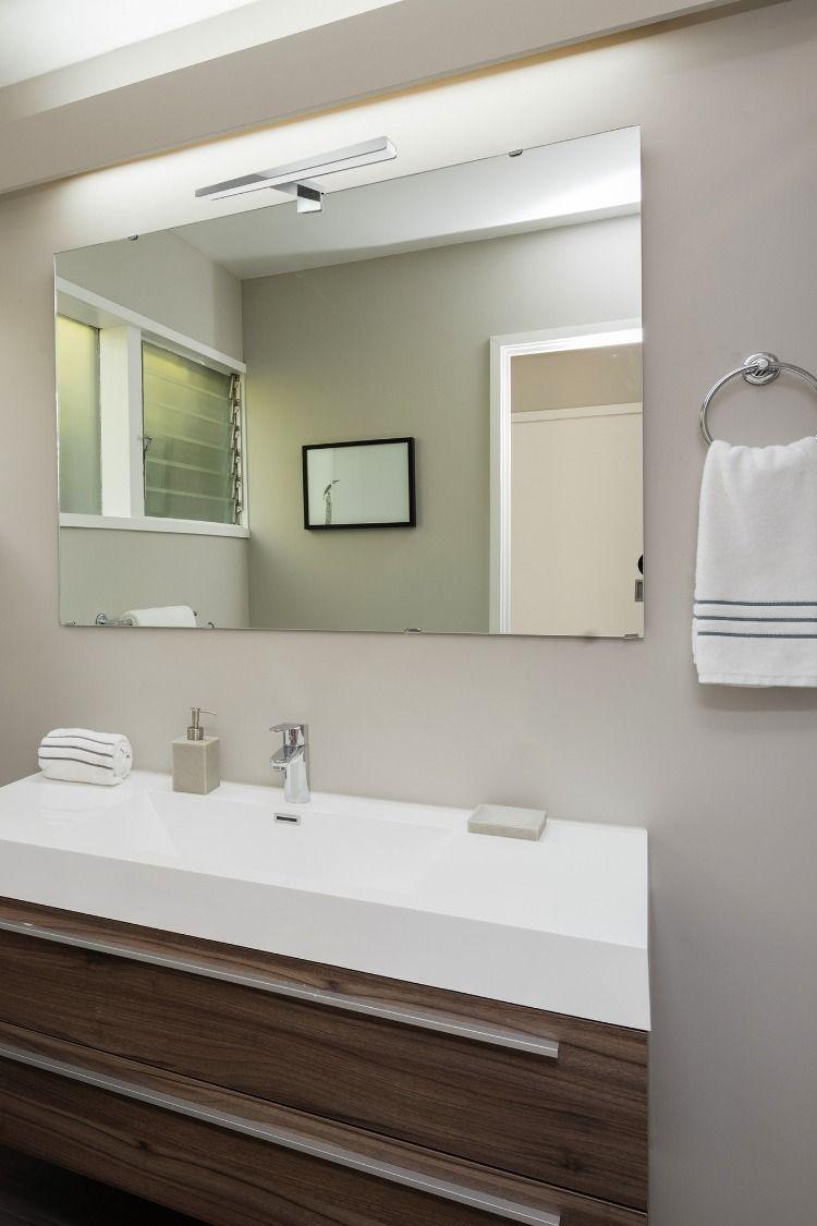 Led Bad Spiegelleuchte Leva 2 In 1 Aufbauleuchte Klemmleuchte