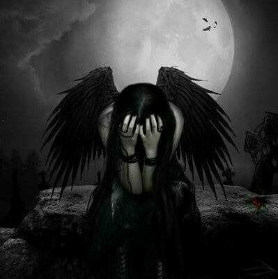 Pin on random - Gothic fallen angel pictures ...