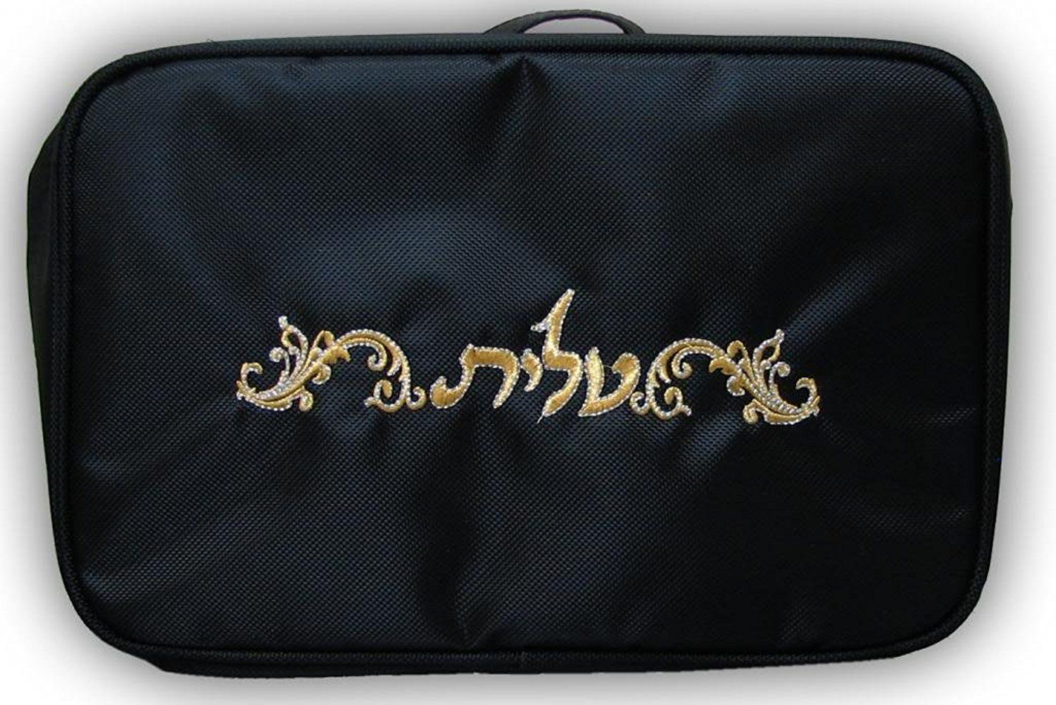 b4bf4bf408 Canvas Rain Proof Black Travel Tallit and Tefillin Tote Bag with Carry  Handle    Check this awesome product by going to the link at the image.