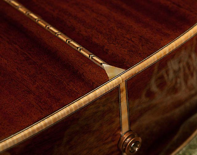 Acoustic Guitar Binding Acoustic Guitar Custom Acoustic Guitars Acoustic Guitar Guitar Inlay