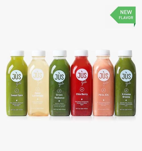 2 Day JUS Cleanse -