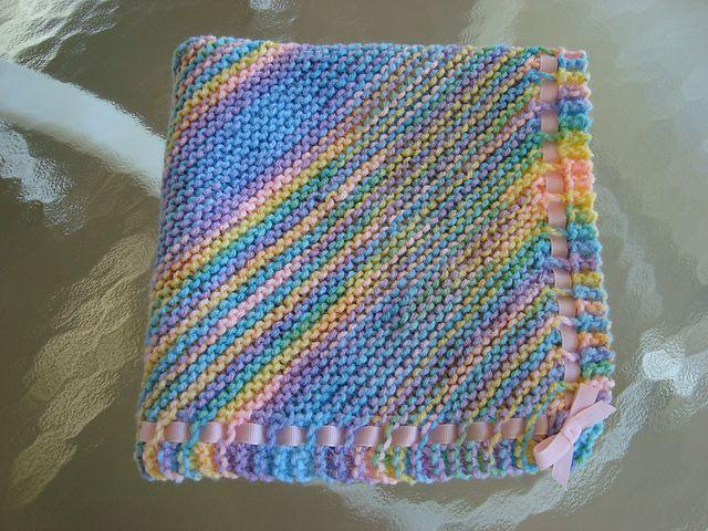 одеяло для новорожденных спицами вязание спицами одеяло для