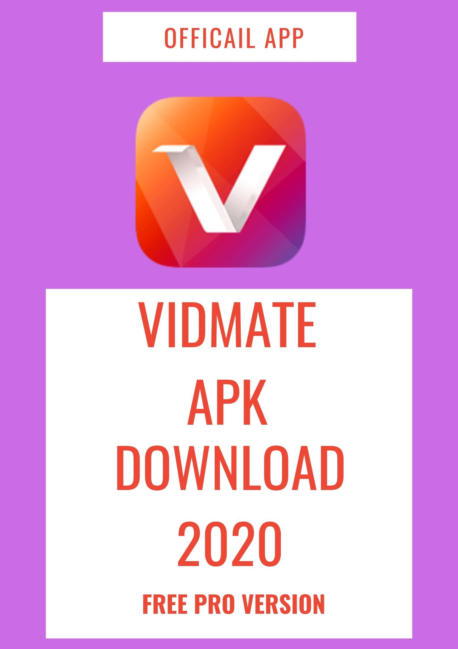 Vidmate App 2020 Youtube Video Downloader In 2020 With Images