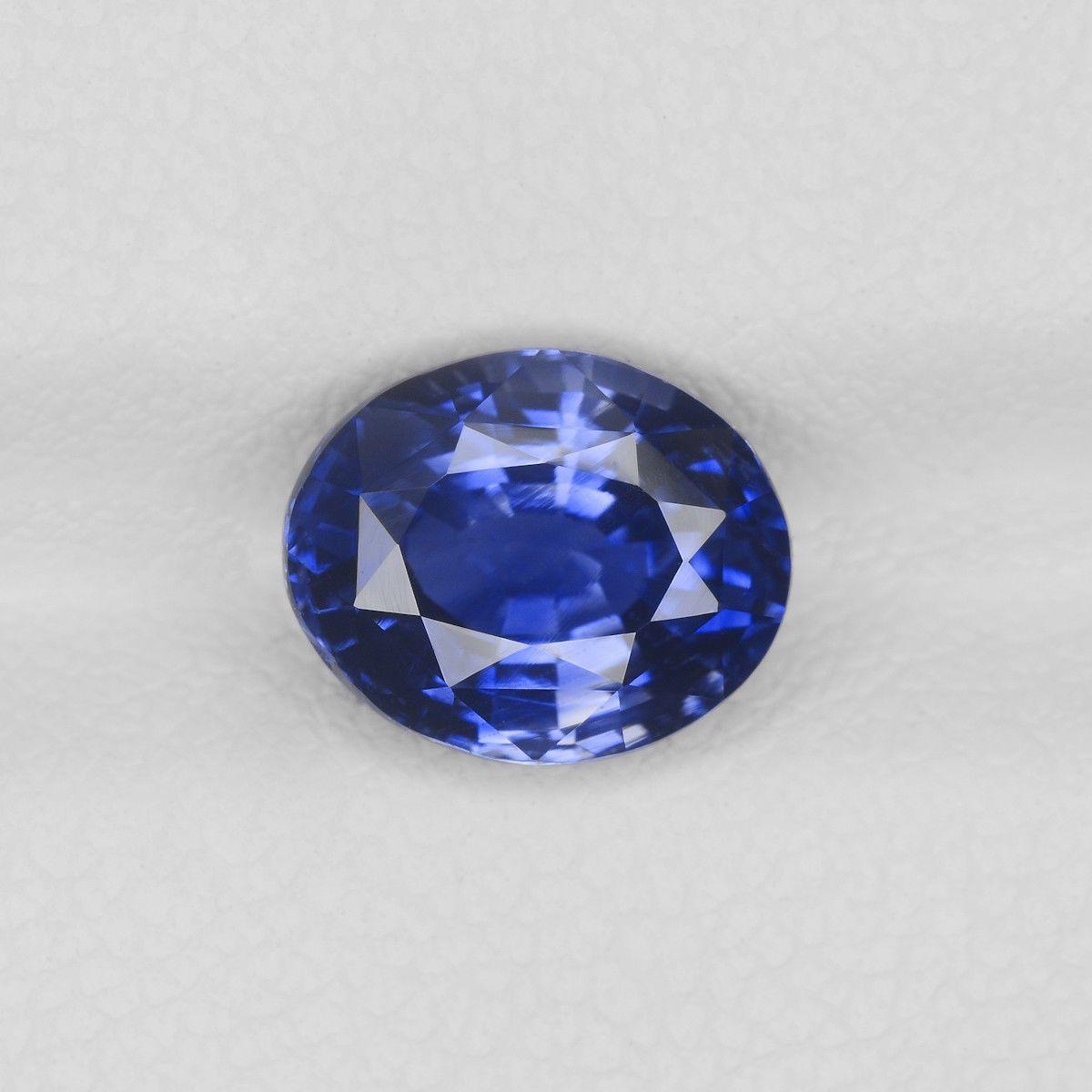 5 4 Cts Natural Blue Sapphire Round Faceted Gemstone September Birthstone Loose Gemstone Buyerstops Natural Blue Sapphire Blue Sapphire Bracelet Star Sapphire Gemstone