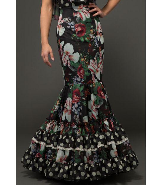 super popular una gran variedad de modelos nueva llegada faldas y blusas flamencas - Aires de Feria - Falda de gitana ...
