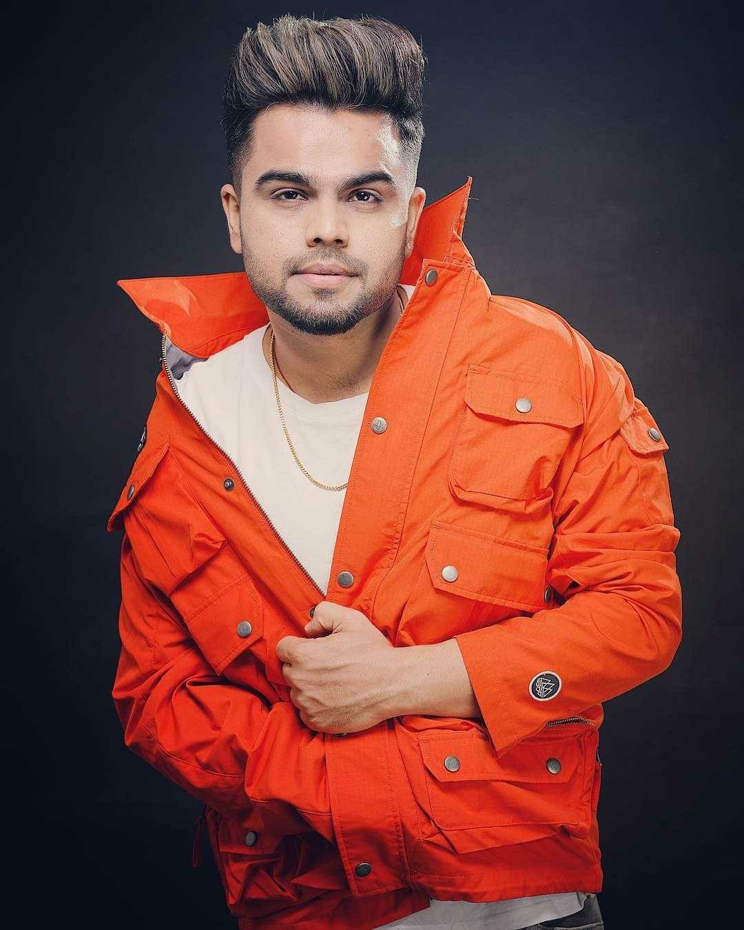 Pin By Meera Kumari On Akhil Swag Boys Red Leather Jacket Boy Photography Poses