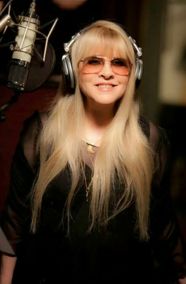 Looks like In Your Dreams recording    | Stevie Nicks