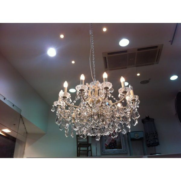 Glass Chandelier 12 Light White Glass Chandelier White Glass Chandelier Chandelier