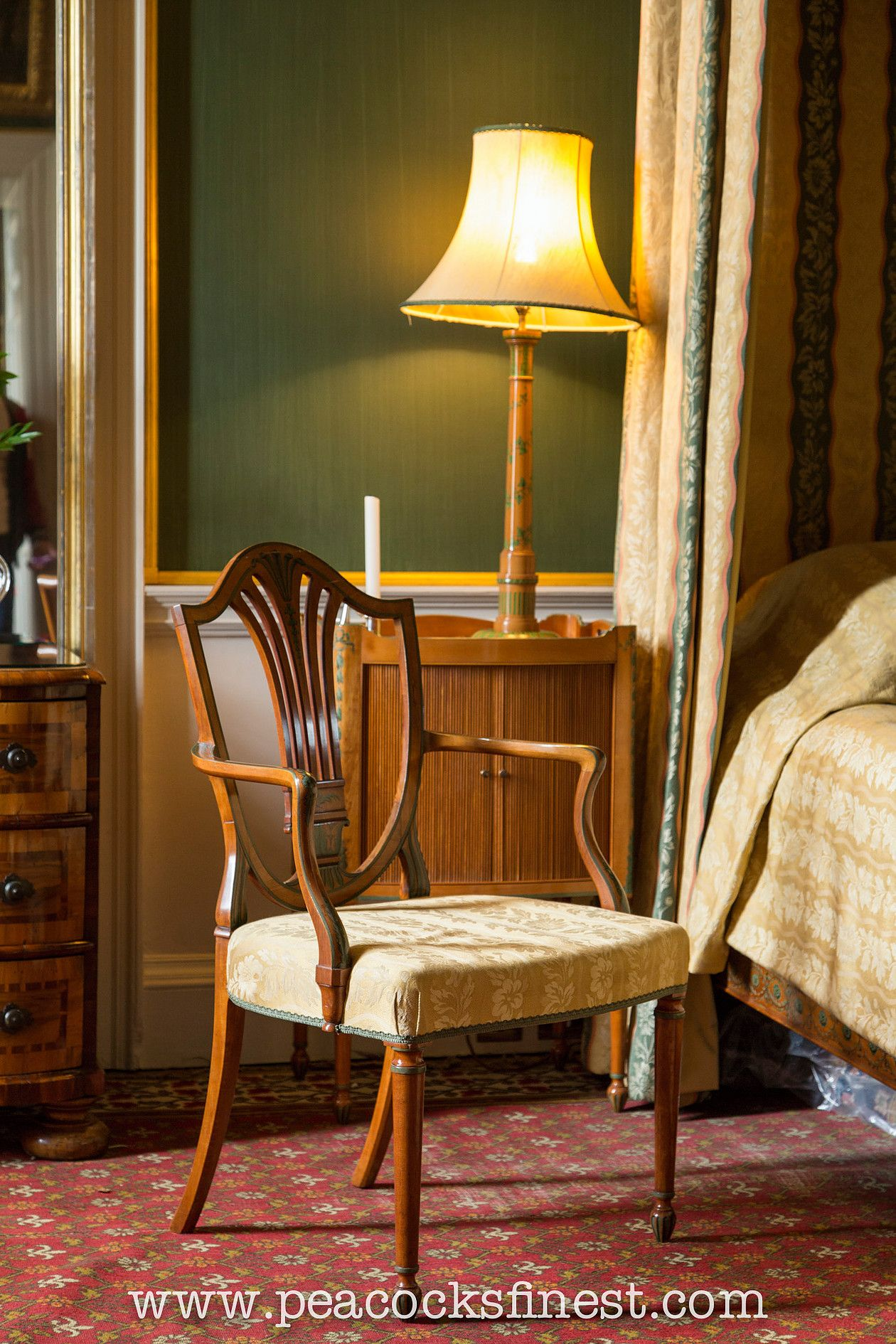 Castle Howard: John Linnell Chair