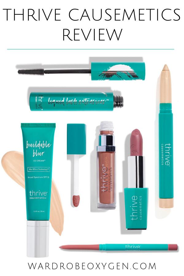 Thrive Causemetics Review Mascara, CC Cream, and More