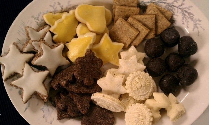 Traditional Swiss Christmas Cookies | Cookies and Desserts ...