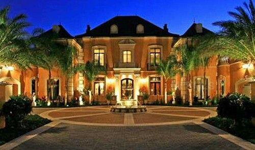Elegant Luxury Living In Florida Dreamy Homes Pools In 2019