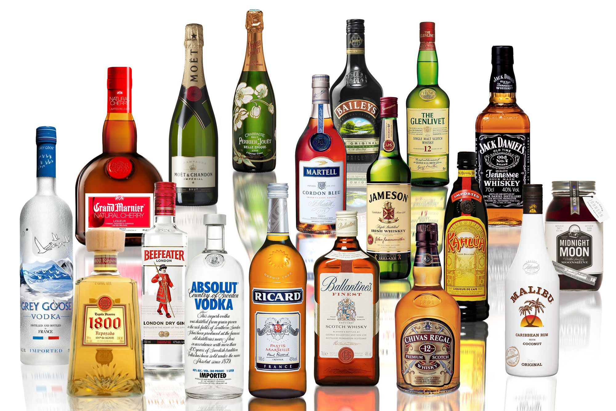 top shelf liquors brands - Google Search | Home Bar ...