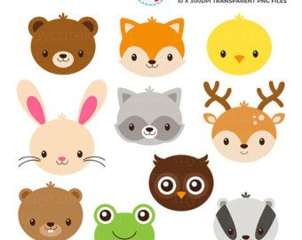 mom and baby animals clipart set clip art set of animals mom rh pinterest ie cute animal clipart cute animals clipart
