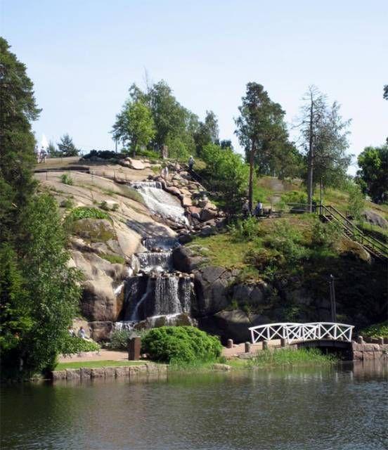 Sapokan Vesipuisto/ Sapokka Waterpark, Kotka