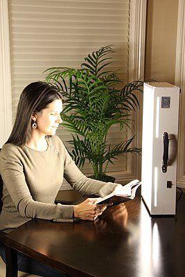light therapy box
