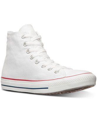 48de9c67ef28 Men s Chuck Taylor Hi Top Casual Sneakers from Finish Line ...