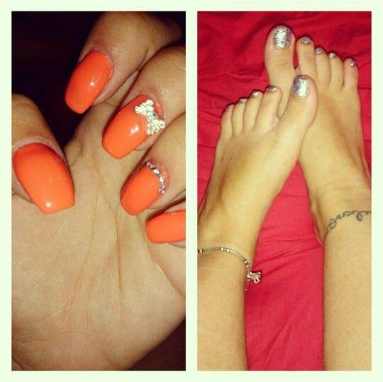 Mãos e pés By: Andreia Gouveia