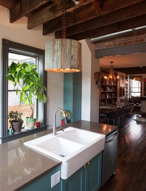 Wood Chandeliers You Love Eclectic Kitchen Home Inspirations
