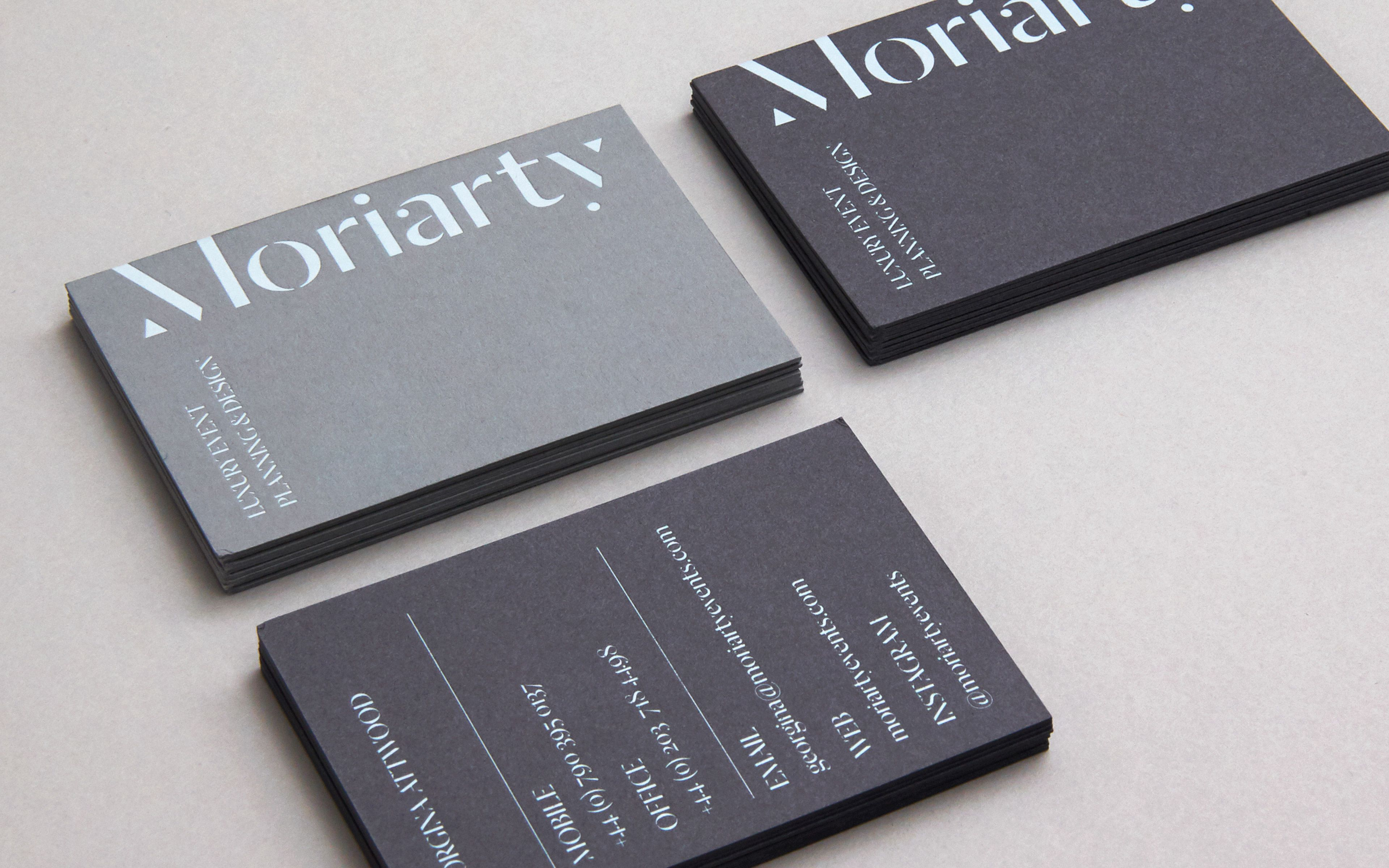 Bond helped Luxury Event Planning specialist Moriarty realise a new ...