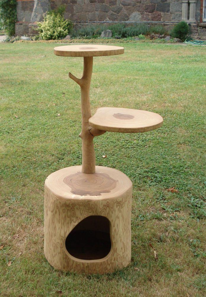 katzenbaum aus baumstamm excellent with katzenbaum aus. Black Bedroom Furniture Sets. Home Design Ideas