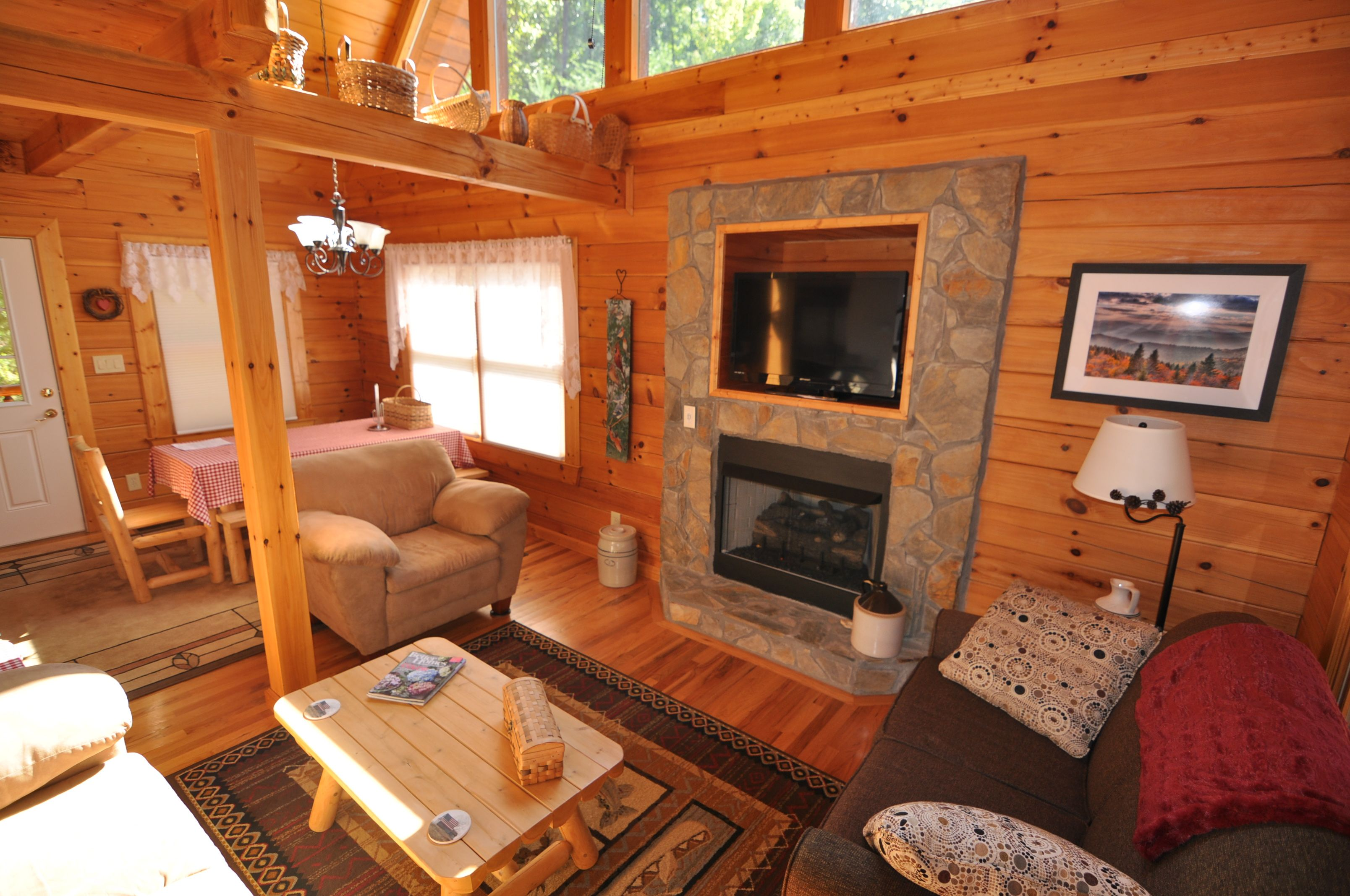 rental ranger vacation butterfly cherokee county area north cabin carolina nc cabins chalet murphy