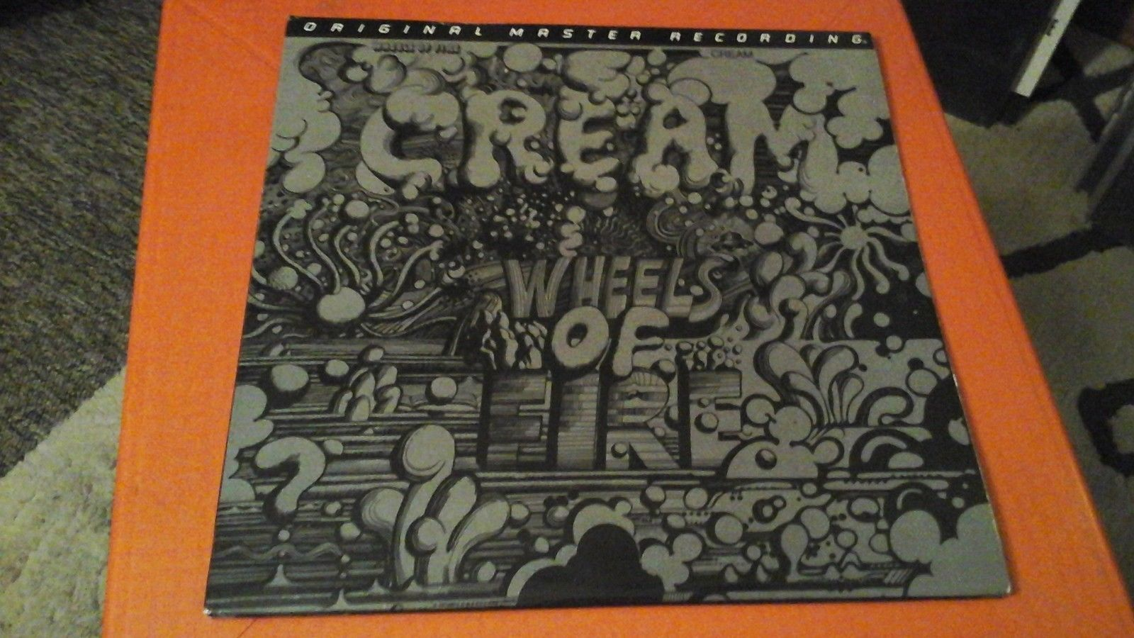 Cream Wheels of Fire MFSL SCARCE Audiophile DOUBLE LP NEAR MINT Gatefold https://t.co/RbzqKSoFMI https://t.co/xazsObCbrG