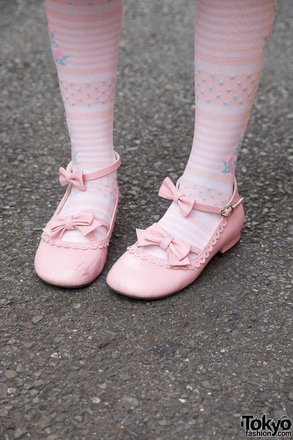 Sweet lolita - shoes