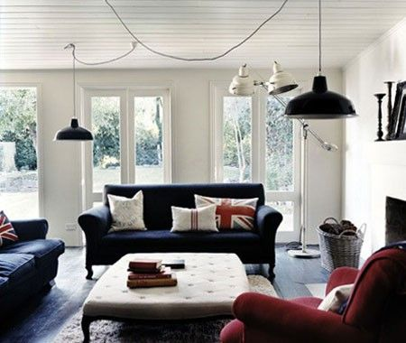 Love The Windows Furniture Colors Fireplace Bead Board Ceiling Ditch Lights And Wires Huge Coffee Table