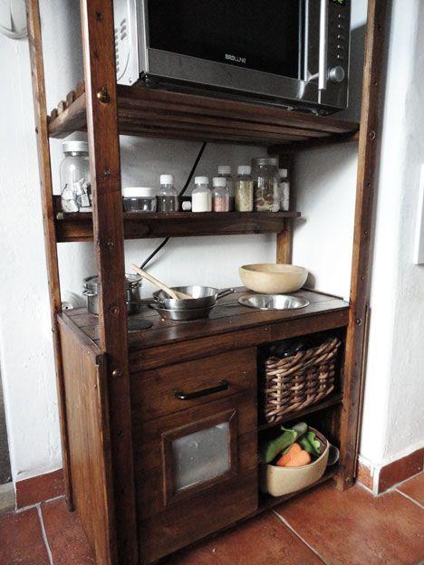 Albert Shelving Units Play Kitchen And Shelves For U0027realu0027 Kitchen