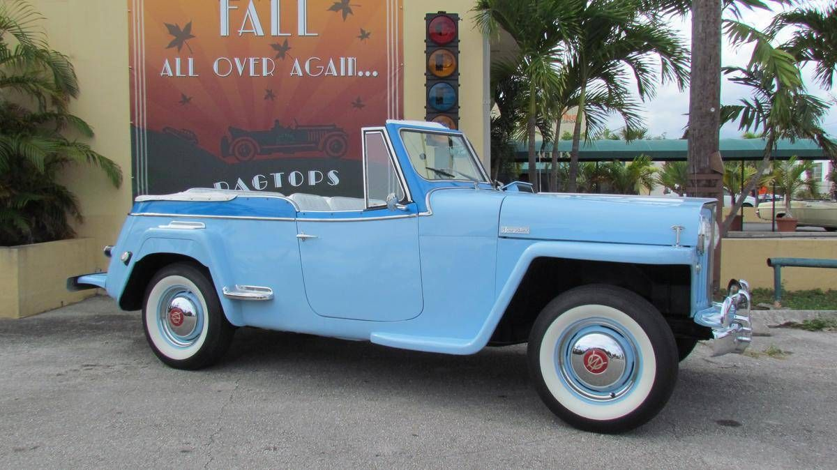 Displaying 6 total results for classic jeep jeepster vehicles for sale