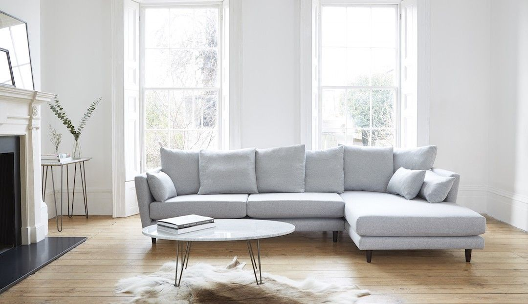 Duck Feather Corner Sofa How To Make A Bed More Comfortable Sit On Amy Chaise In 2018 Sofas Pinterest From Darlings Of Chelsea This Gorgeous Fabric Features Hardwood Frame Choice Metal Or Beech Wood Legs And