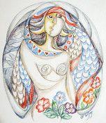 Flower Child - Daphne Odjig