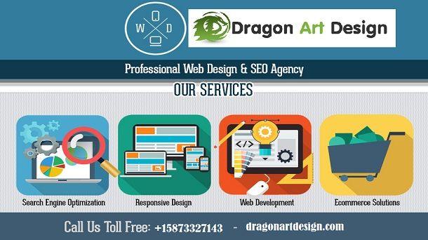 Website Designing Company In Alberta Calgary Websitedesign Seoservicescalgary Webdesign Web Design Professional Web Design Web Design Company