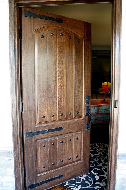 New Front Door Bungalow Pinterest Doors Exterior Doors And