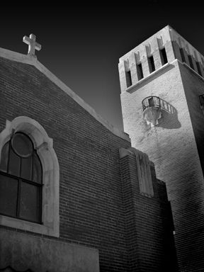 The story goes that a ghostly nun from when this was St ...