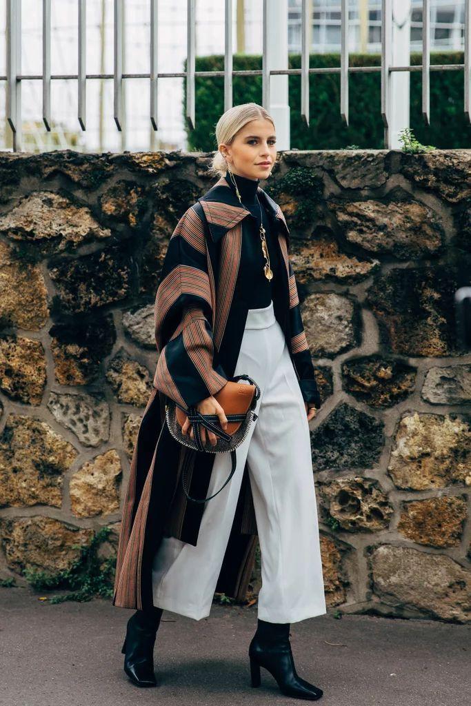 The Best Street Style at Paris Fashion Week Spring 2020 | POPSUGAR Fashion