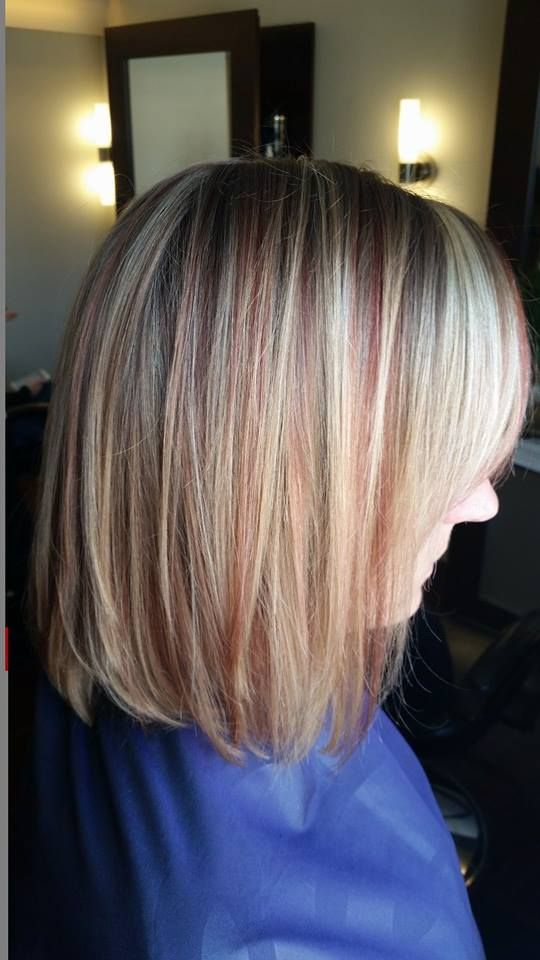 Autumn Lowlights By Katie At Radura Salon And Spa In Manchester Nh