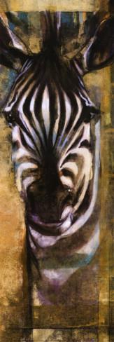 Animal Veld III Art Print