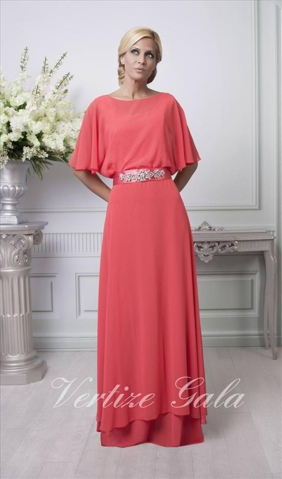 Vestido largo ablusado | vestidos boda | Pinterest