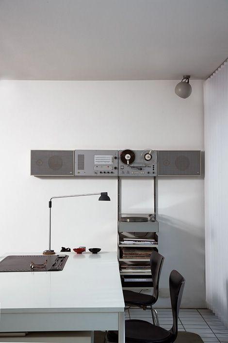 Dieter Rams Workspaces Braun Design Dieter Rams Design