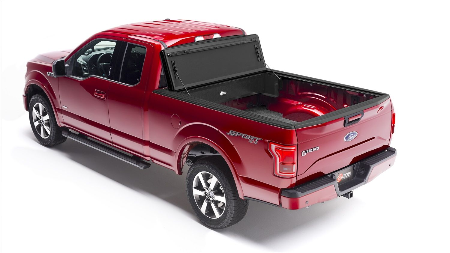 Details about BAK Industries 92601 BAKBox 2 Tonneau Cover