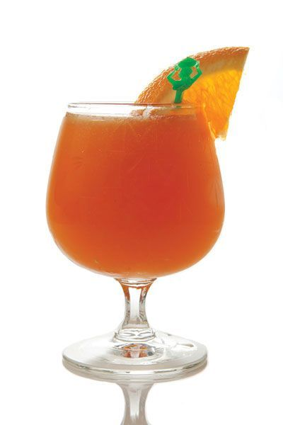 Bermuda Punch Cocktails Pinterest Cocktails Drinks And